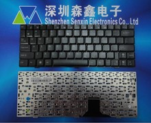 United States  keyboard for ASUS Eee PC 904 904HA 904HD 905 1000 1000H 1000HA S101 S101H 1002HA 1000HG U1 U1F U1E U2 U2E black