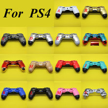 16Color Whole Housing Shell for Sony PS4 Playstation 4 Wireless Controller Replacement