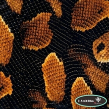 Popular DIY car decoration snake skin hydro water transfer printing film hydrographic films 50cm*20m PVA Film HF89(China)