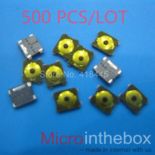 Tact switch Ultra thin mini micro Membrane switch 4pin smd small size 2.6x3x0.65 for wearable device watch headset(China)