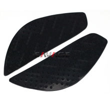 For KAWASAKI ZX-6R ZX-10R NINJA 650 ER-6N ER-6F Anti Slip Traction Tank Pads Motorcycle Accessiores 3M Sticker Knee Protector(China)