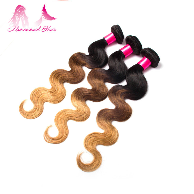 Malaysian Virgin Hair 3pcs Grade 7A,Malaysian Body Wave Human Hair 100% Unprocessed Hair Weaves Ombre Human Hair Wave Bundles<br><br>Aliexpress