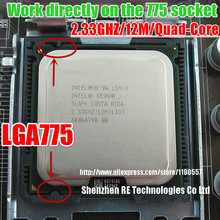 Intel Xeon L5410 Quad-Core CPU 2.33GHz 12MB 1333MHz Processor works on LGA 775 motherboard(China)