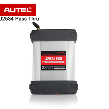 Autel MaxiFlash Elite J2534 ECU Reprogramming Tool Work with MaxiSYS 908/908P OEM Diagnose for Toyota Techstream, Volvo etc.