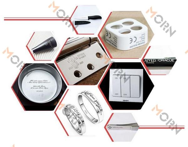 fiber laser marking machine 12