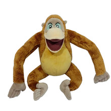Cute Jungle Book King Louie Servitor Gorilla Orangutan Monkey Plush Toys Stuffed Animals 15cm 6inch Kids Toys for Children Gifts(China)