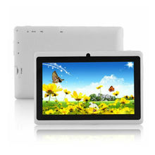 "The Cheapest 7 Inch Tablet PC Quad Core 512MB RAM 8GB ROM WIFI Bluetooth Dual Camera Play Store 7"" Android Tablet Pad"
