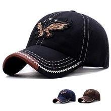 2018 nuevo 3D águila bordado casquillo macho gorra de béisbol Hip Hop plana  a lo largo del Snapback sombreros amantes para los h. afe8f0be45b