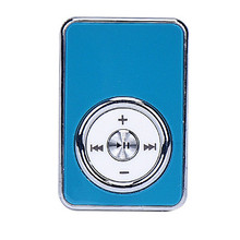 2016 Brand New USB MP3 Player Support Micro SD TF Card Music Media Blue comfortable Natural Fast shipping