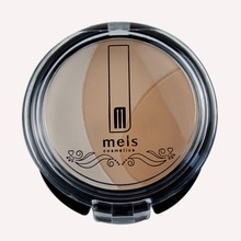 MEIS Brand Cosmetics Professional Makeup Face Powder Face Concealer Makeup Foundation Powder Pressed Powder Soft Smile MS008(China)