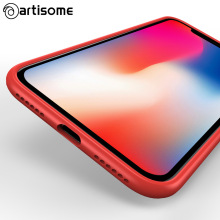 Buy ARTISOME Ultra Thin Case iPhone X Cases Soft Silicone Frame PC Transparent Hard Back Cover iPhone X Phone Case Coque for $2.98 in AliExpress store