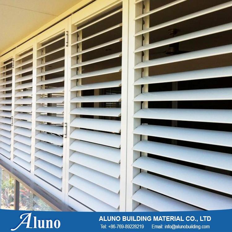 aluminum louvered exterior doors. adjustable louvered shutter door/aluminium plantation shutters aluminum exterior doors d