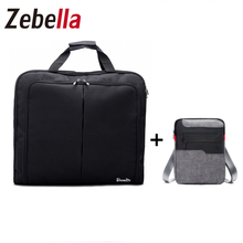Zebella Men's Travel Bag Set Waterproof Garment Suit Bags Durable Business Trip Briefcase Male Shoulder Messenger Bags For Tour