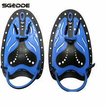 New Arrival Soft Silica Gel Diving Fins 2 Colors M L Whale Hand Fins Submersible Hand Fins Swimming Diving Equipment