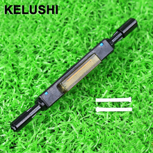 KELUSHI Special wholesale L925B bare fiber drop cable splice butt bare fiber mechanical splice sub docking 20pcs / lots