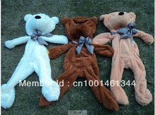 Wholesale 120cm teddy bear plush toys high quality and low price skin holiday gift birthday gift valentine gift free shipping