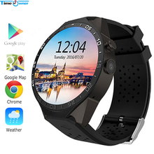 Time Owner KW88 Clock Smart Watch Android Wear Bluetooth Notification Android 5.1 Smartwatch SIM Card WIFI Google Play/Map/Voice