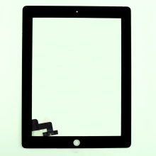 100%  tested  Touch Screen Digitizer Glass Lens Replacement For iPad 2 touch panel free shipping