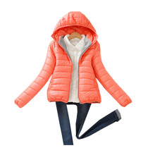 New Children Winter coat Warm Cotton Down Jackets For Teenager Kids Hooded outwear snowsuit Girl Winter Coats kids clothes AA909(China)