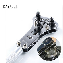 Watch Repair Tool Waterproof Screw Adjustable Case Back Opener Wrench Remover