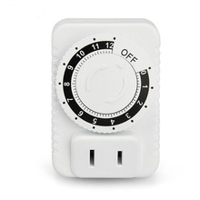 CX-05 Programmable Mechanical Electrical Socket Plug Program Timer Power Switch saving energy For Electric Vehicles Mobile Phone