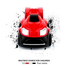360 degree rotating special effects inertia toy car cartoon children 's toys gift puzzle gyroscope New(China)