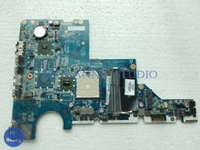 NOKOTION DA0AX2MB6E1 592809-001 Laptop Motherboard for HP Compaq Presario CQ42 G62 s1 works