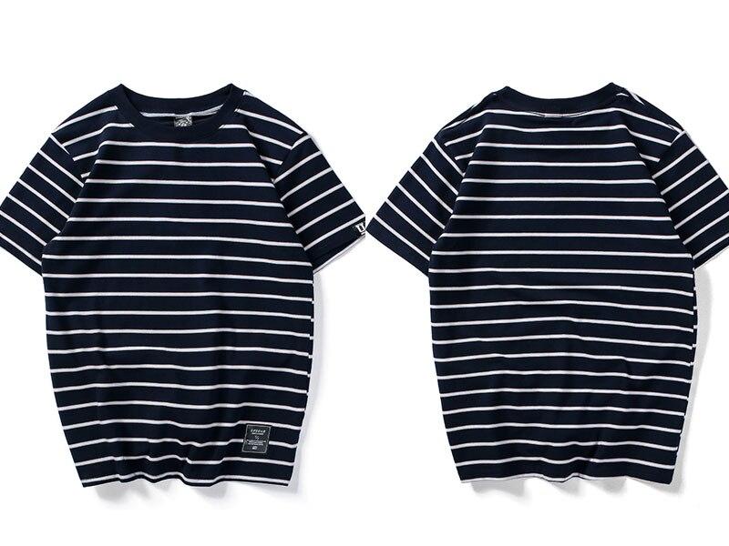 Harajuku Stripe T Shirts 7