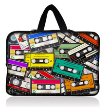 "14"" Tapes Laptop Sleeve Case Bag Cover +Handle For Sony VAIO/CW/CS/HP Dell Acer Apple Macbook Pro 15"""