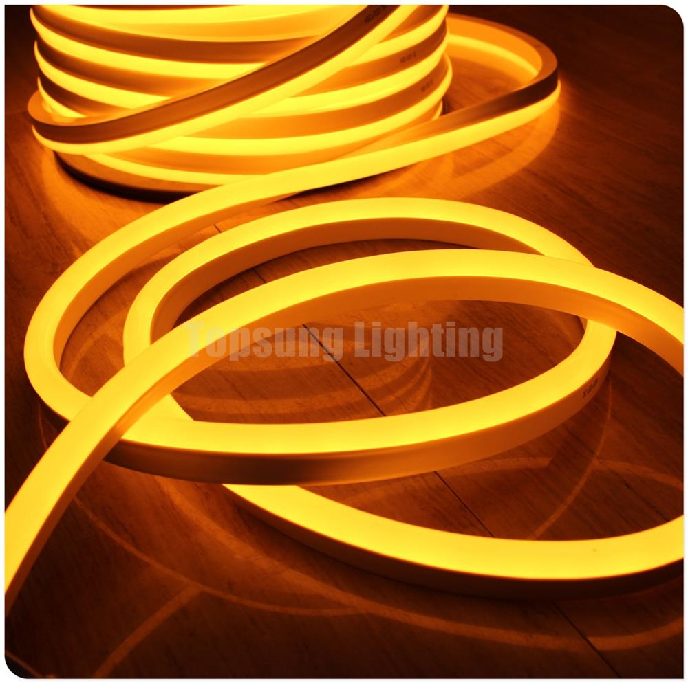 yellow led neon strips (9)_gezshou