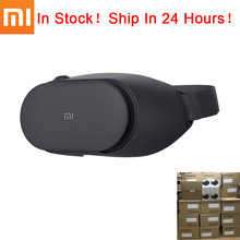 Original Xiaomi VR Box Play 2 Mi 3D Virtual Reality Glasses PLAY2 Google Cardboard Millet VR Glasses For Android IOS Phones(China)