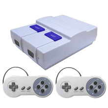 Mini Family TV Vedio Game Player Built-in 400 for NES Classic Games Retro Handheld Gaming Console Childhood With Dual Gamepad(China)