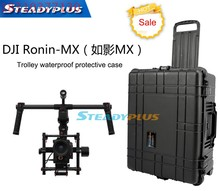 high quality waterproof DJI ronin MX protective case impact resistant protective case with custom EVA lining(China)