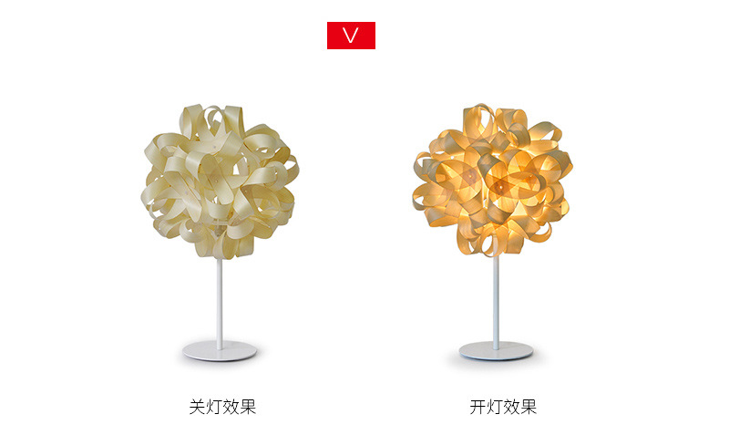 contracted decorate desk lamp decoration to the hotel decoration lamp