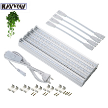 RAYWAY Led Grow Light Full Spectrum T5 Tube LED Indoor Plant Lamp Hydroponic system Greenhouse LED grow tent Lamps for plants(China)
