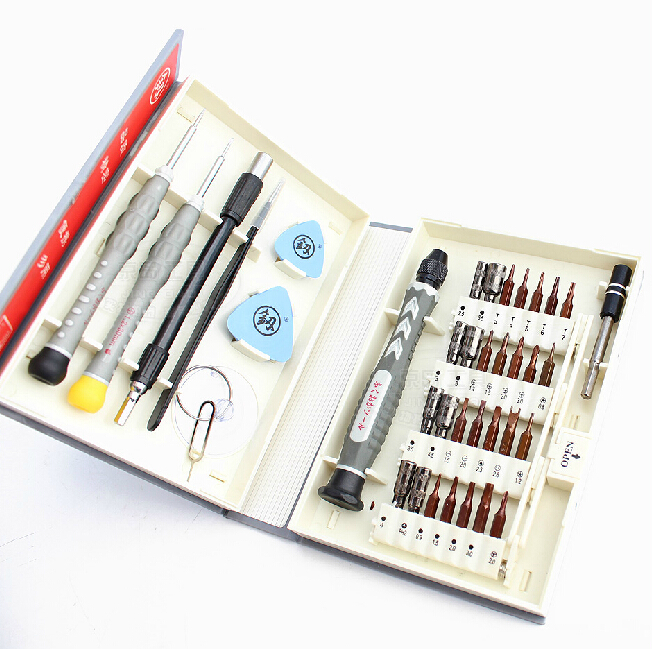 38 PCS mobile phone, computer, MP3 repair kit, Y small screwdriver tool + free shipping<br><br>Aliexpress