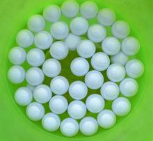 Hot sale Floating golf balls Good elasticity Golf exercise balls