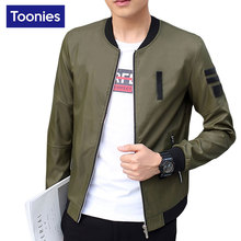 Plus Size 5XL New Men Bomber Jacket Spring Autumn Casual Male Coat Slim Fit Jaqueta Masculina Veste Homme Brand Clothing Outwear
