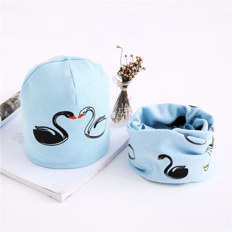 swan light blue