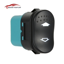 car-styling Car Style Electric Window Switch Button Driver Side Passenger Side Window Lifter Control for Ford Escort 2004-2008
