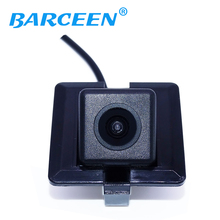 Color CCD HD car rear view camera parking monitor reverse camer backup camera for toyota PRADO 2011 night vision(China)