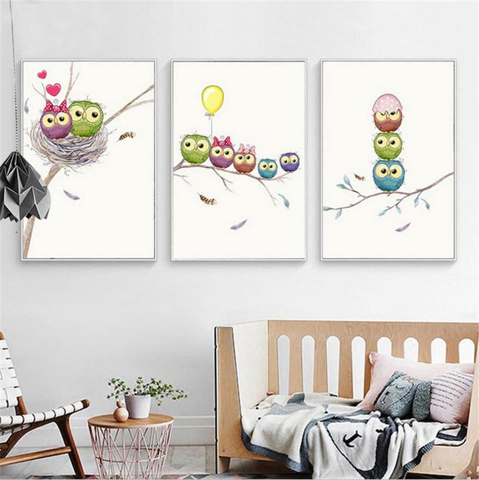 Картины для детской комнаты на стену своими руками 23