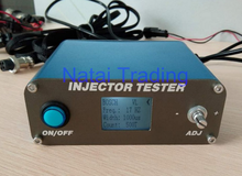 CRI100 common rail injector tester for electromagnetic injector and piezo injector(China)