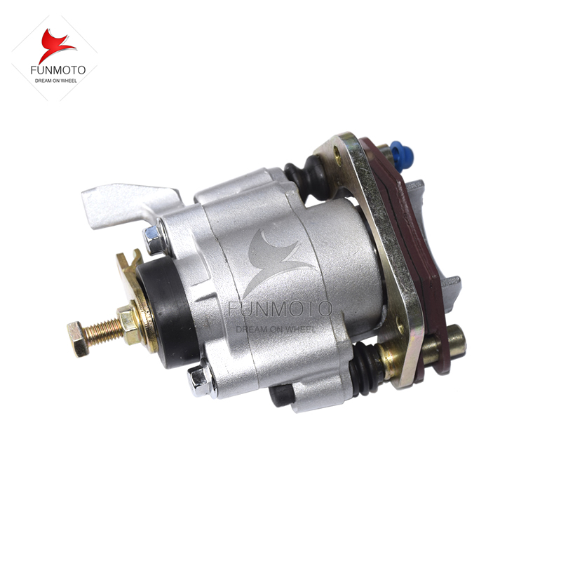 rear left Brake caliper brake shoe suit for KANDI KD-250GKA-2Z  250cc buggy/gokart/EGL 250CC ATV<br><br>Aliexpress
