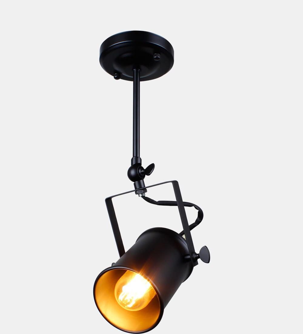 Industrial Pendant Light Vintage Loft pendant light Spotlights American pendant Lamp LED Lamp Restaurant cafe bar decoration 14