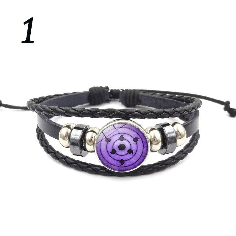 NEW 2018 Simple Fashion men's Naruto bracelet Laye...