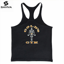 Golds Gyms Clothing Tank Top Men Brand Mens Bodybuilding Clothes Fitness Apparel Body Street Vest Tops Man