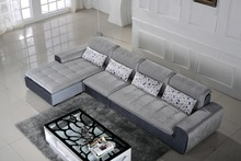 2015 modern fabric sofa/sofa bed/sofa set in best price(China)