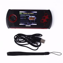 "2.7"" Inches DC 5V LCD USB Charging Domestic 16Bit Handheld Game Consoles Player Professional Gamepad Gaming Controller Boy Gift"