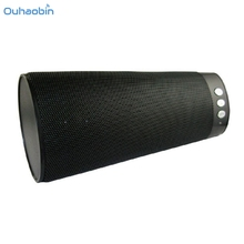 Ouhaobin New Portable Rechargeable Bluetooth Stereo Speaker for iPhone 4G iPod Laptop PC High Quality Fashion Speakers Set1(China)